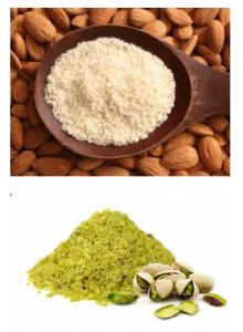 Мука и орехи