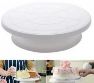 Поворотные столики для торта