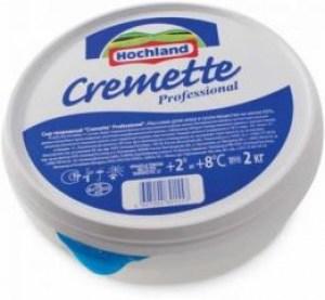 Творожный сыр креметте оптом