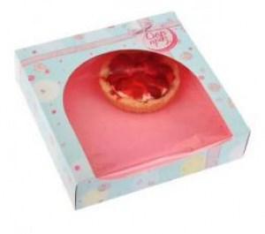 Упаковка для пирожных и зефира
